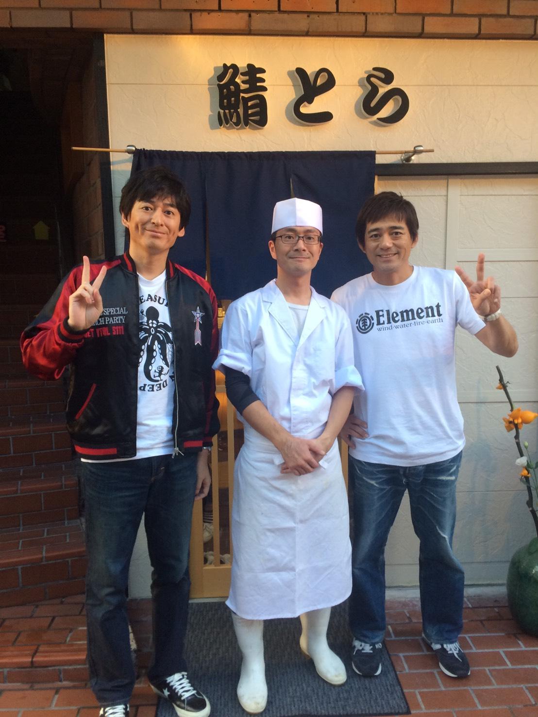 福岡、博多でごま鯖を食べるなら、活き鯖と日本酒が旨い店 鯖とら